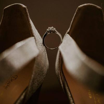 Fomaine des Planches Mathieu Marangoni Winter Wedding
