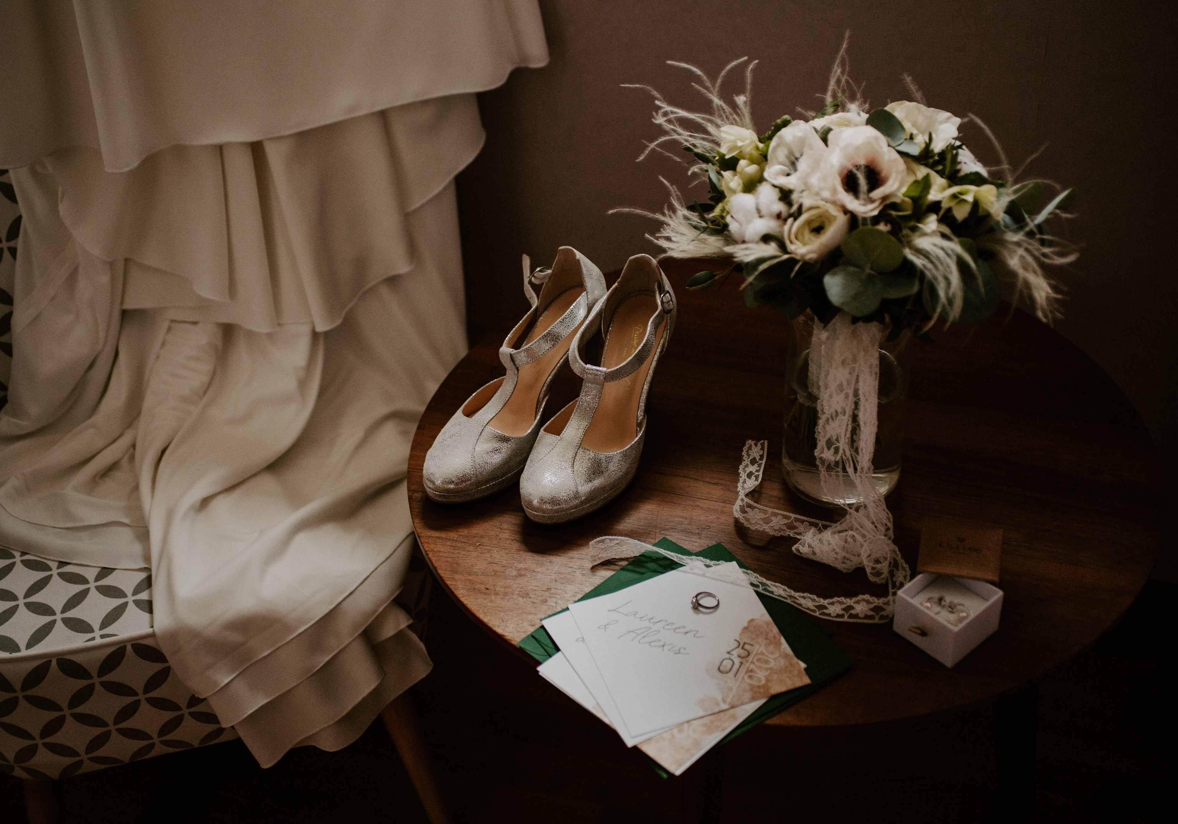 4Domaine des Planches Mathieu Marangoni Winter Wedding