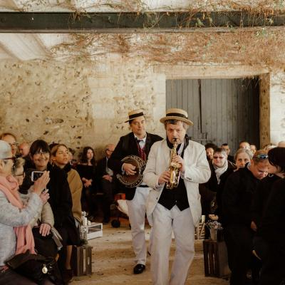 Domaine de Bourgoult Angela Dipaolo Country Wedding