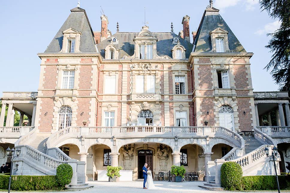 Château Bouffémont Lydia Stamps