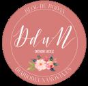 Badge logo blog diariodeunanovia