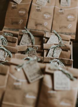 Cadeaux diy invites mariage