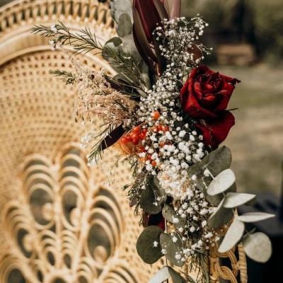 Décoration de mariage Pinterest - Picture by Christophe Roland