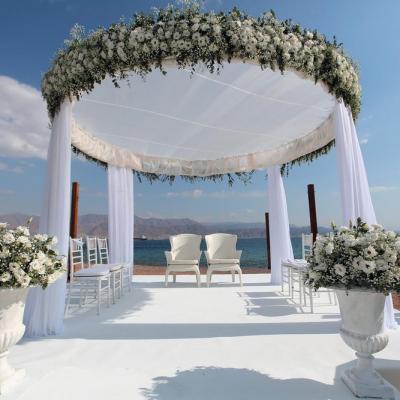 Mariage juif houppa - Shutterstock Dmitry Samborsky