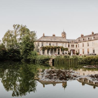 Ben & Kassie Chateau d'Aubry
