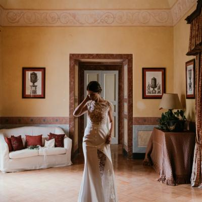Felicia Sisco Italie Mariage