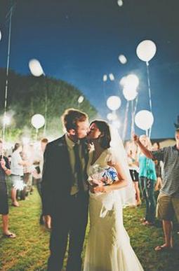 Decoration mariage ballons6