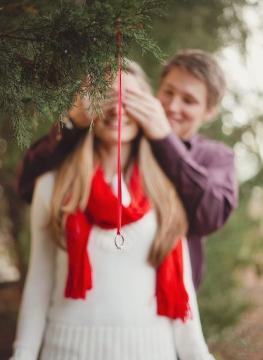 Demande mariage noel 1