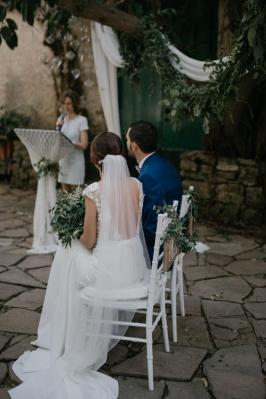 Demande temoin mariage