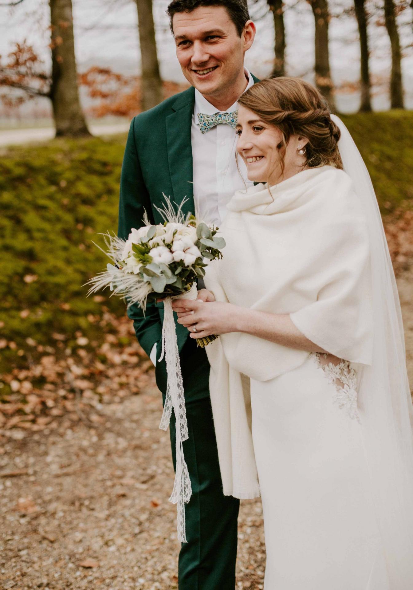 Mariage hiver mathieu marangoni