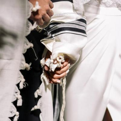 Mariage juif - Shutterstock IvashStudio