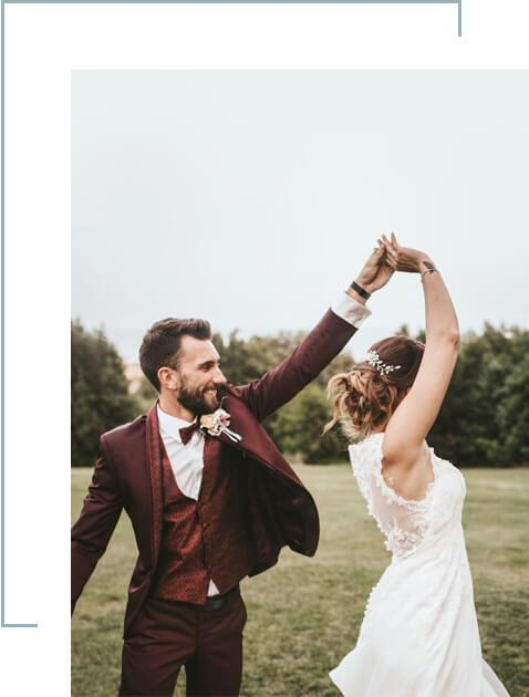 Presentation mariage