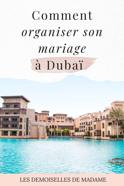 Se marier à Dubaï