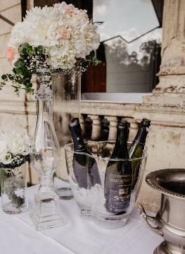 Vin d honneur mariage
