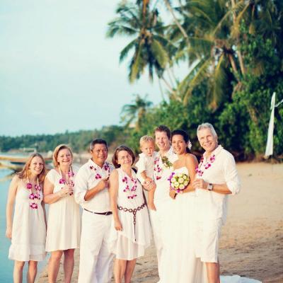Wedding thailand Style Me Pretty